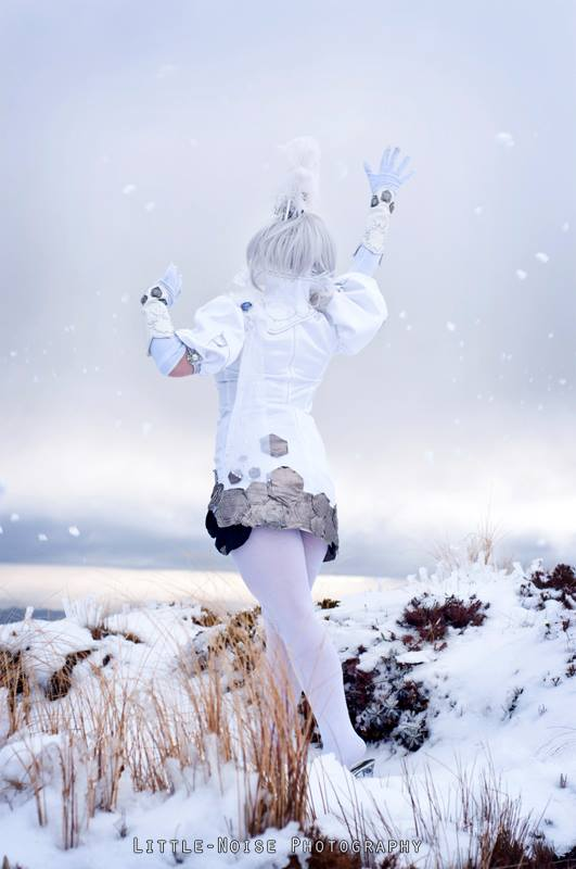 Aion cosplay 7